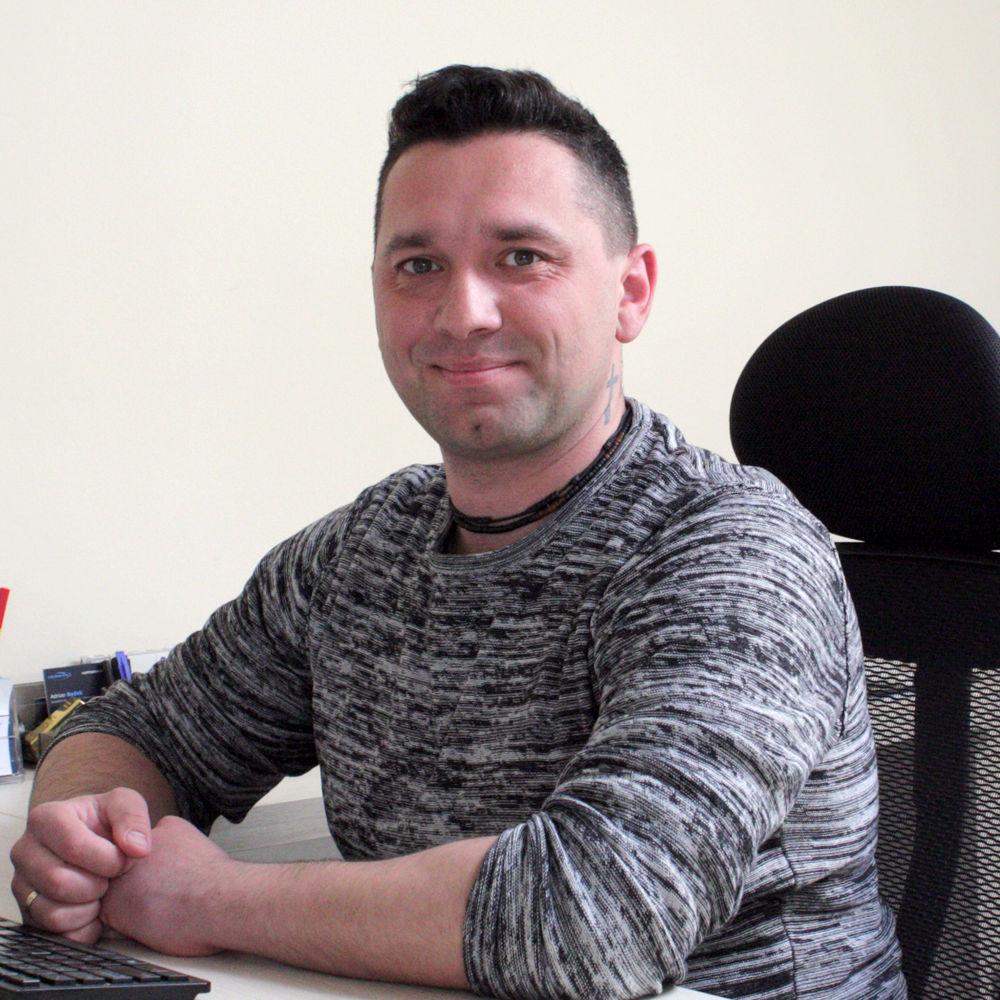 Adrian Budek